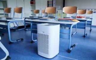 Update Luftfilter an Lüner Schulen