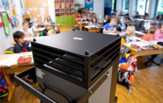 Petition zum Thema Luftfilteranlagen an Lüner Schulen